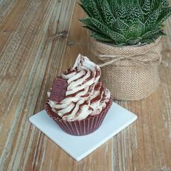 Pâti'bougie Cupcake chocolat
