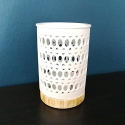 Brûle parfum Porcelaine