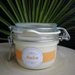 Bougie parfumée Ambre