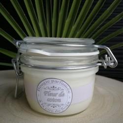 Bougie parfumée Fleur de coton