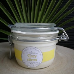 Bougie parfumée Tarte citron
